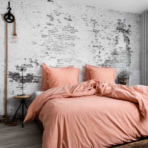 Cotton Suite peach-en