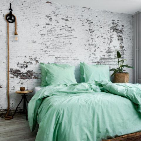 Cotton Suite silt-green